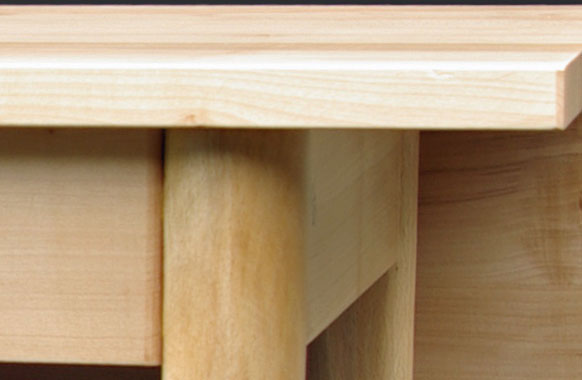 Bespoke furniture design lives in the detail.