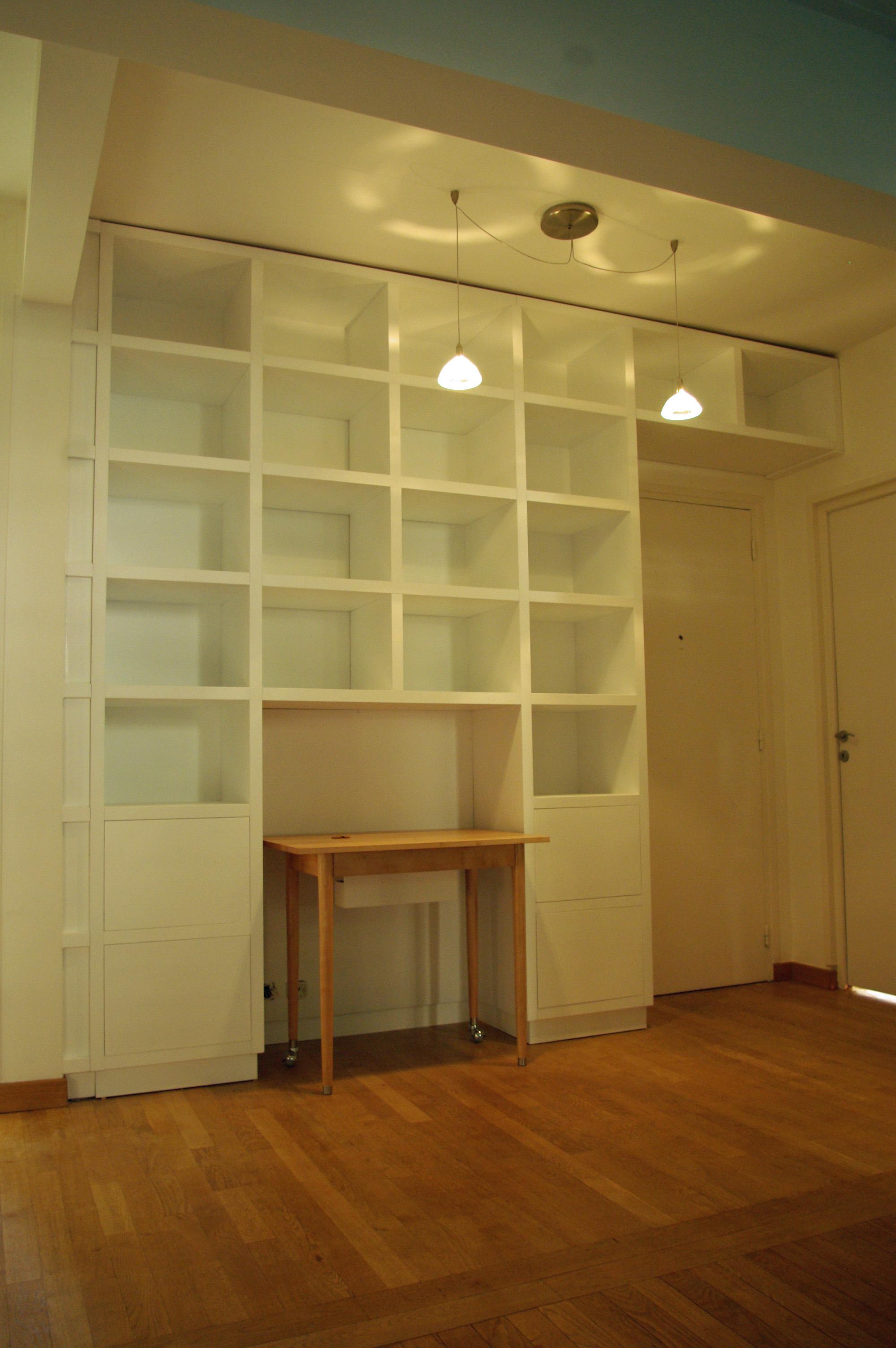 meubles artisanal, conçu et réalisé par Barry Horton